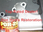 Permanently Coat Your Exhaust - Ultra High-Temp Coatings from Don Hart's