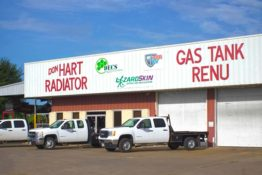Front of Building - Don Hart Radiator Repair Service